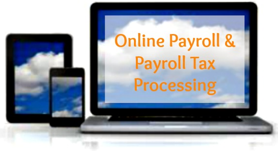 Online payroll image